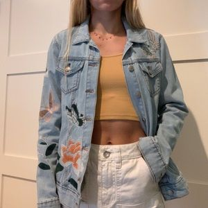 Jackets & Blazers - Glamorous Jean Jacket from ASOS